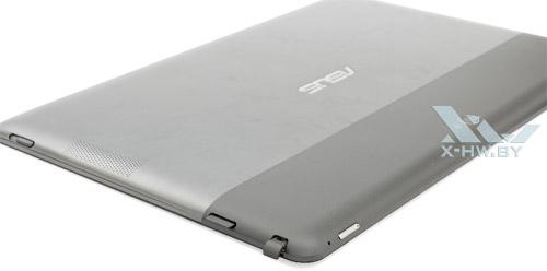 Разъемы microUSB и microSD на ASUS VivoTab RT
