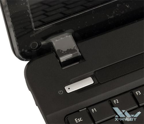 Кнопка включения Acer Aspire E1-531G