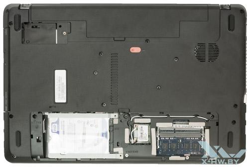 Возможности обновления Acer Aspire E1-531G