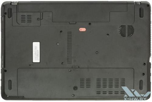 Днище Acer Aspire E1-531G