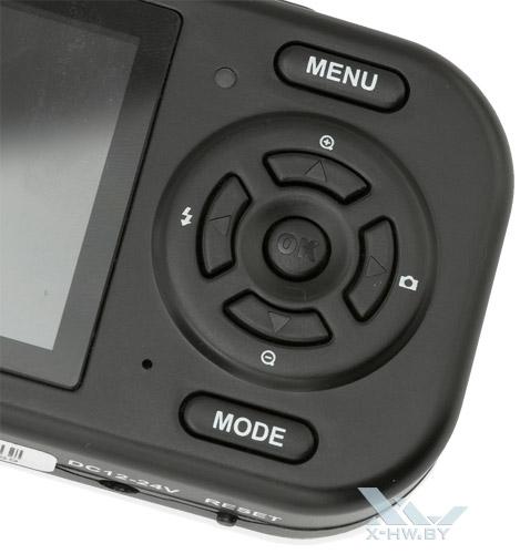 AdvoCam-FD4 Profi. Блок кнопок управления