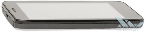 Левый торец Prestigio MultiPhone 4300 DUO