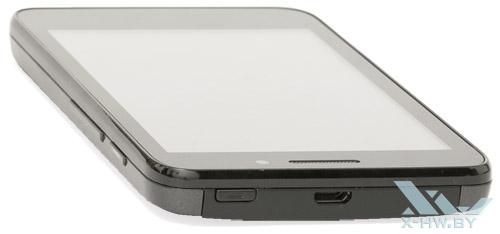 Верхний торец Prestigio MultiPhone 4300 DUO