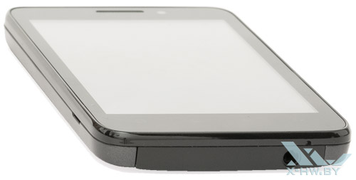 Нижний торец Prestigio MultiPhone 4300 DUO