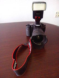 Пример съемки тыльной камерой Prestigio MultiPhone 4300 DUO. Рис. 3