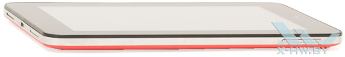 Правый торец HP Slate 7