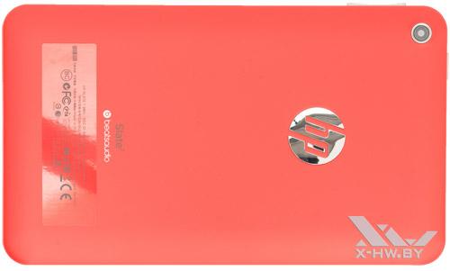Задняя крышка HP Slate 7
