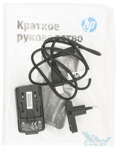 Комплектация HP Slate 7