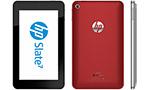 7-дюймовый Android 4 планшет с хорошим звуком - HP Slate 7