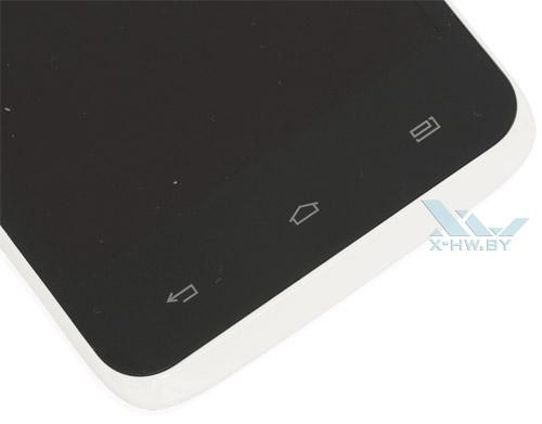 Сенсорные кнопки Highscreen Alpha R