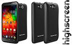 Highscreen Alpha R: Android 4 смартфон с 5.0 IPS-экраном и дополнительным емким аккумулятором