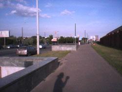Пример съемки фронтальной камерой Alcatel One Touch Star. Рис. 1
