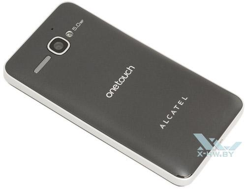 Задняя крышка Alcatel One Touch Star