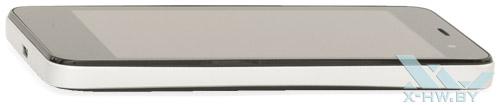 Правый торец Alcatel One Touch Star