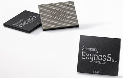 Процессор Samsung Exynos 5 Octa