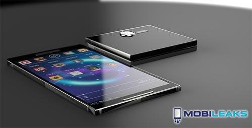Складной Samsung Galaxy S5