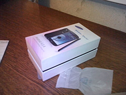 Пример съемки тыльной камерой Star S9300. Рис. 1