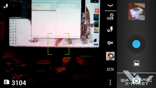 Параметры камеры Star S9300