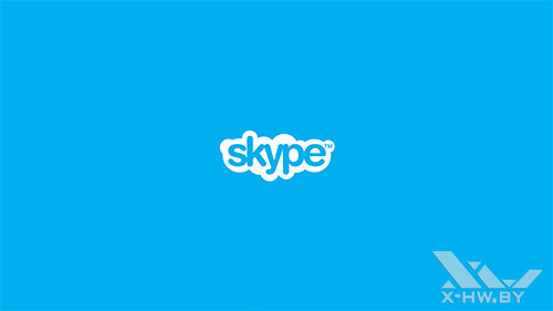 Skype в Windows 8.1. Рис. 1