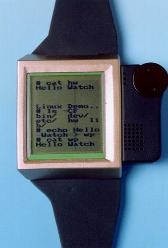Часы IBM WatchPad 1.5. Рис. 2