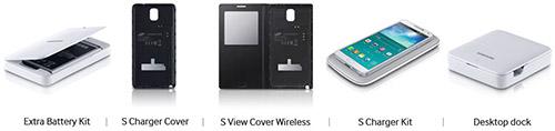 Аксессуары для Samsung Galaxy Note 3