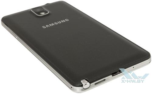 Покрытие задней крышки Samsung Galaxy Note 3