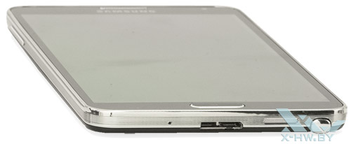 Нижний торец Samsung Galaxy Note 3