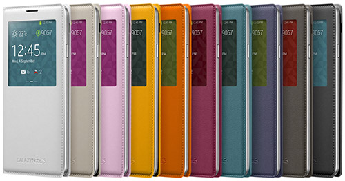 S View Cover Wireless для Samsung Galaxy Note 3