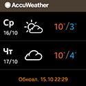 Погода на Samsung Galaxy Gear. Рис. 3