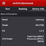 Внешние приложения на Samsung Galaxy Gear. Рис. 2