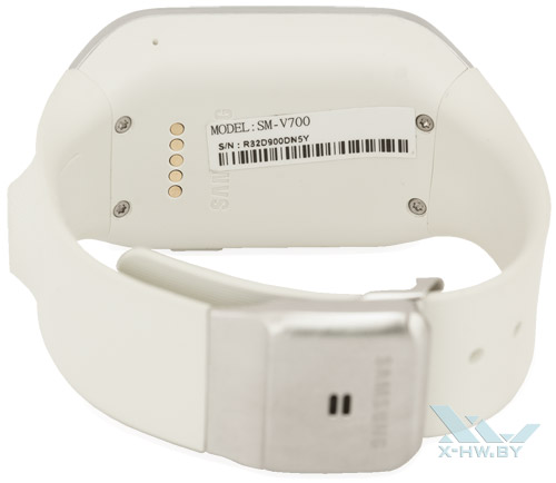 Задняя крышка Samsung Galaxy Gear