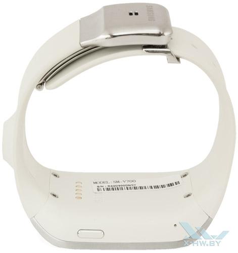 Правый торец Samsung Galaxy Gear