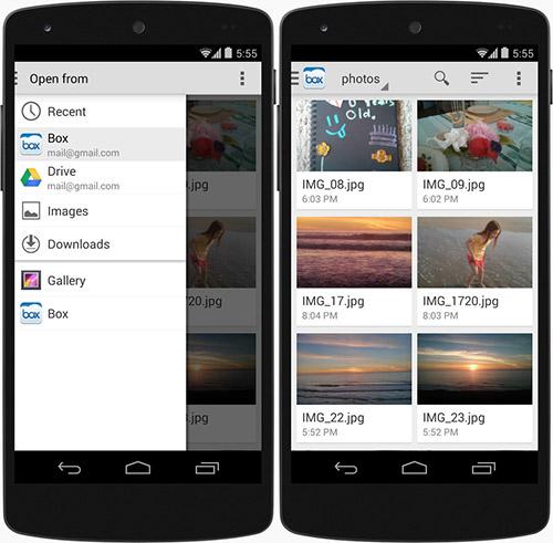 Интеграция с Google Drive в Android 4.4