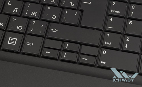 Стрелочная клавиатура Fujitsu LIFEBOOK AH502