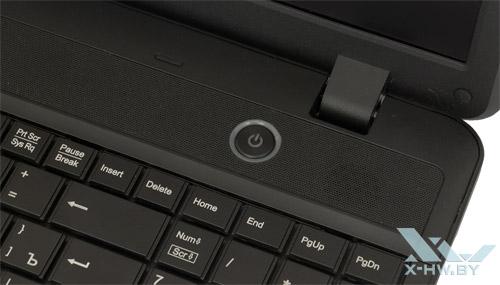 Кнопка включения Fujitsu LIFEBOOK AH502