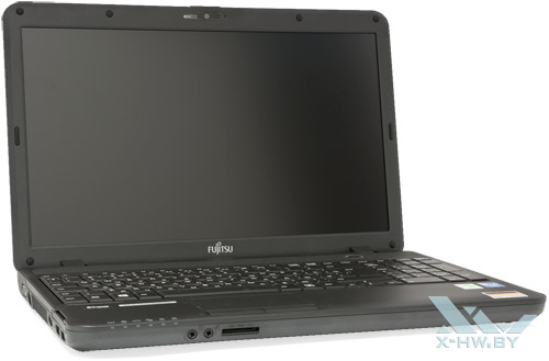 Общий вид Fujitsu LIFEBOOK AH502