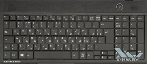 Клавиатура Fujitsu LIFEBOOK AH502