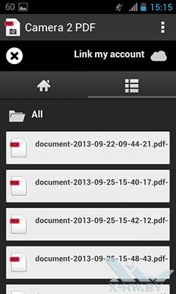 Camera to PDF. Рис. 4