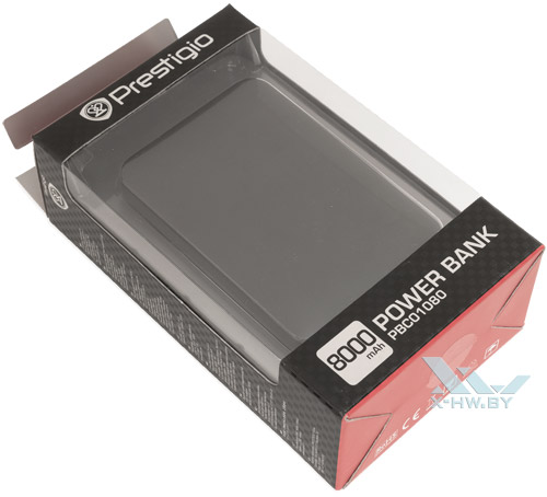 Коробка Prestigio PCB01080BK