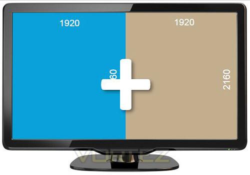 Ultra HD на мониторе