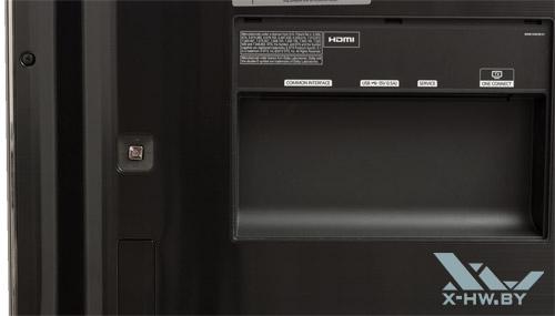 Кнопка включения Samsung UE55F9000AT