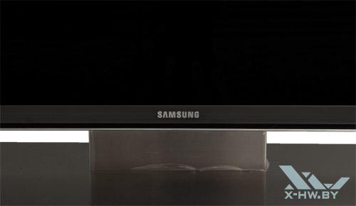 Нижняя часть экрана Samsung UE55F9000AT