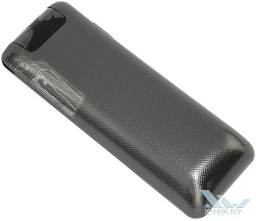 Пульт ДУ для Samsung UE55F9000AT. Вид сзади