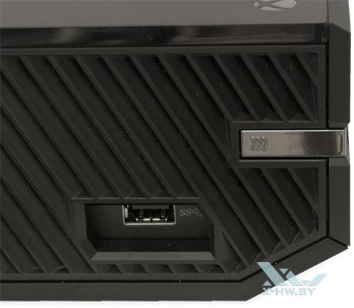 Разъем USB 3.0 на Microsoft Xbox One