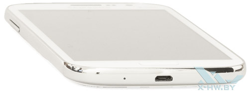 Нижний торец Samsung Galaxy Grand Neo
