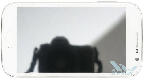 Samsung Galaxy Grand Neo. Вид сверху