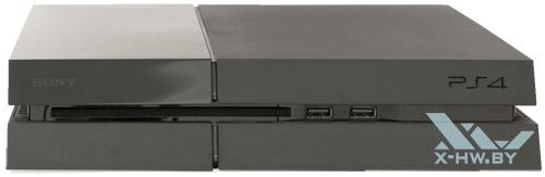 Передний торец Sony PlayStation 4