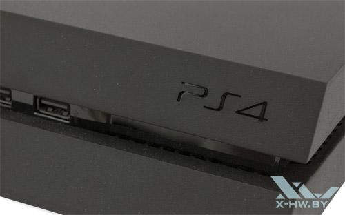 Логотип Sony PlayStation 4