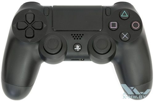Геймпад Sony PlayStation 4. Вид сверху