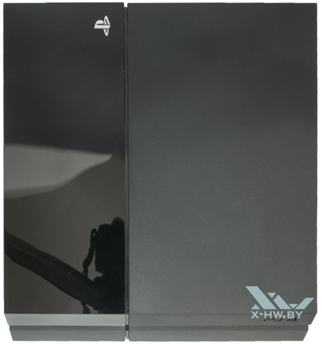 Sony PlayStation 4. Вид сверху